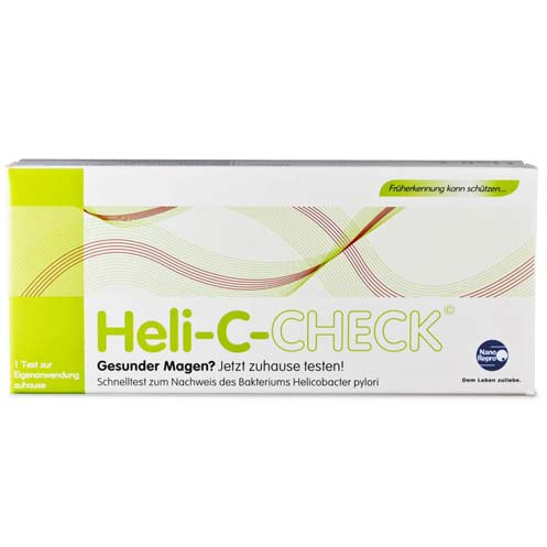 Helicobacter pylori Test Heli-C-CHECK